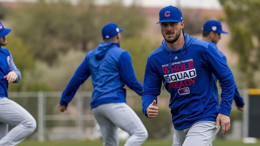 Kris Bryant says his 'St. Louis is so boring' comment was taken out of context