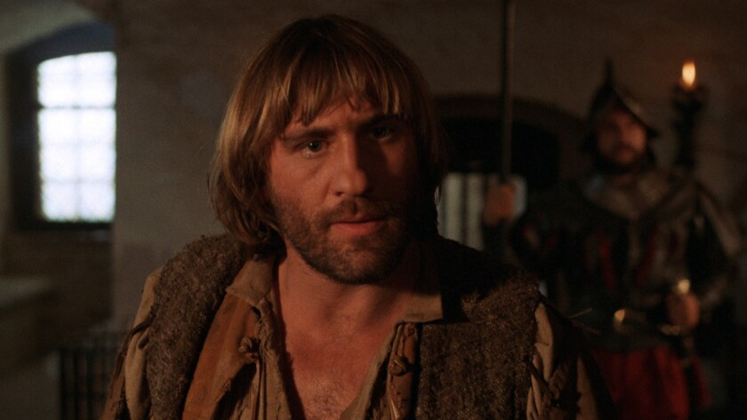 "G?rard Depardieu in a scene from ""The Return of Martin Guerre."" Credit: Cohen Media Group"