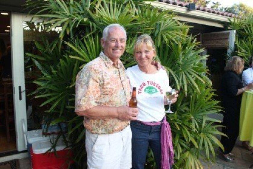 'Taco Tuesday' hosts Bob and Kim Whitney.