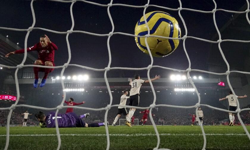 APphoto_Britain Soccer Premier League