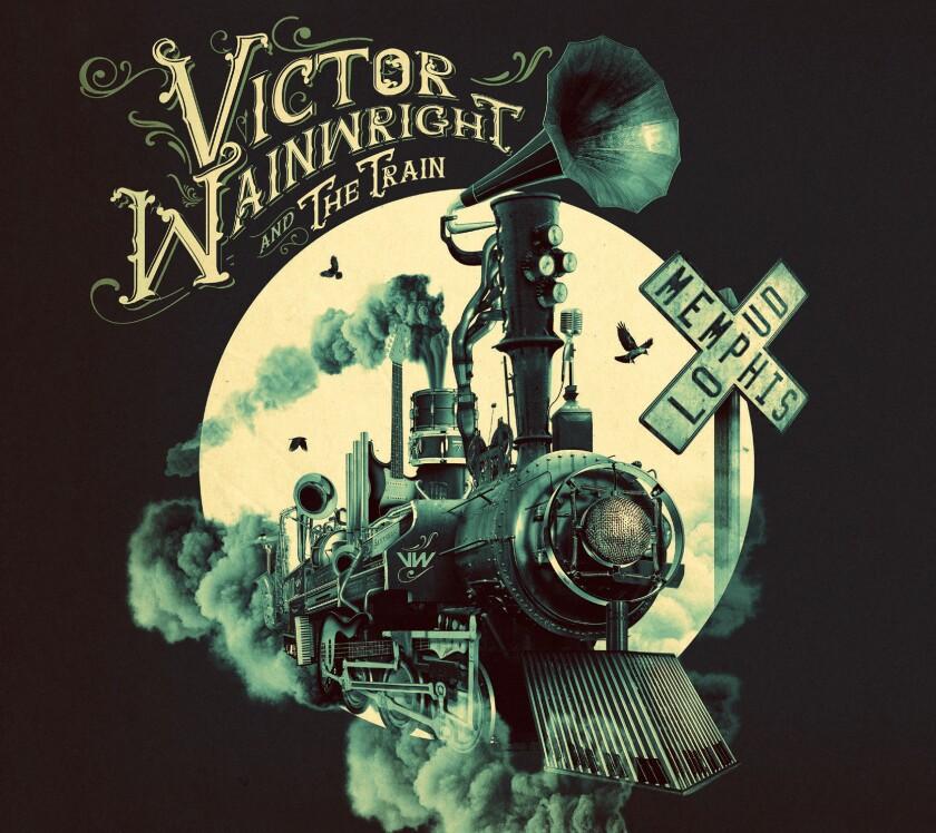 Music Review - Victor Wainwright