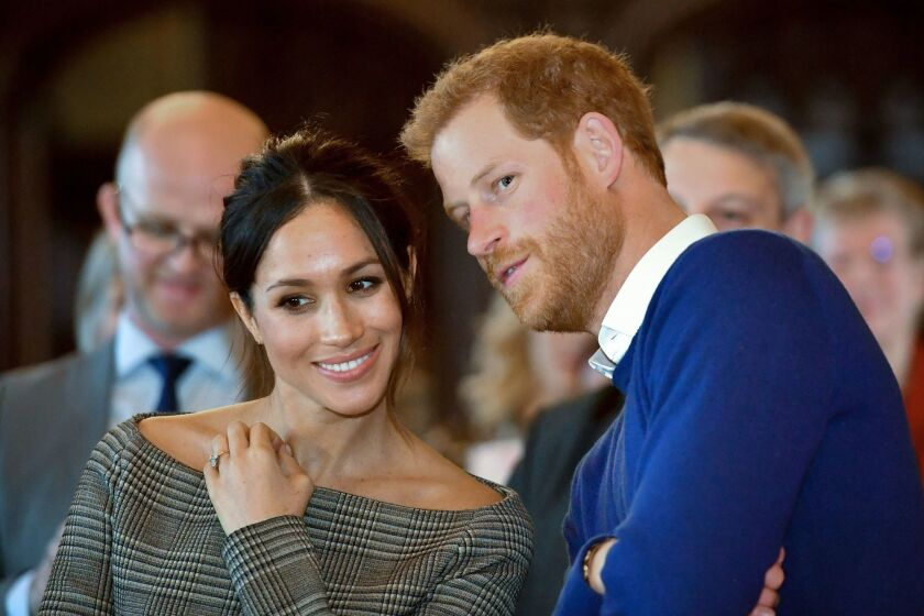 Royal Wedding Time In Us.How Will Meghan And Harry Mash Up California Style And British