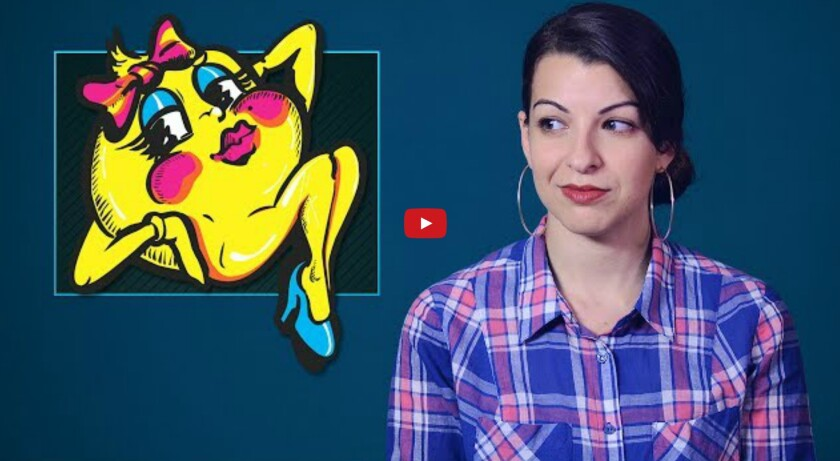 "Anita Sarkeesian, a respected pop-cultural critic whose series of videos under the Feminist Frequency banner critique the perceived sexism still prevalent in mainstream video games. On Aug. 26 she posted to Twitter that ""some very scary threats have just been made against me and my family. Contacting authorities now."""