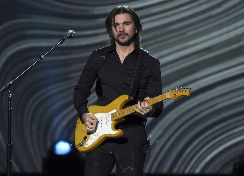 Juanes lleva su 'Origen' de gira con 20 conciertos por Estados Unidos - Los  Angeles Times
