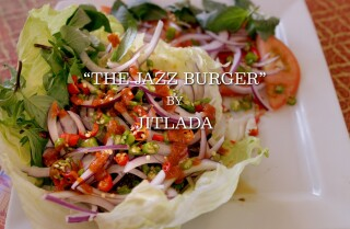 Jonathan Gold on the secret, super spicy Jazz burger at Jitlada