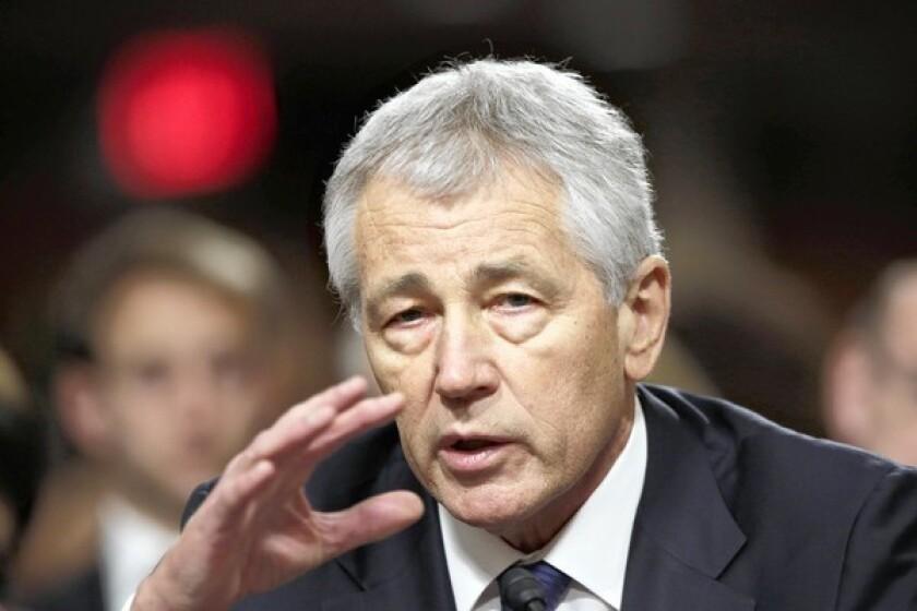 GOP prevents vote on Hagel as Defense secretary
