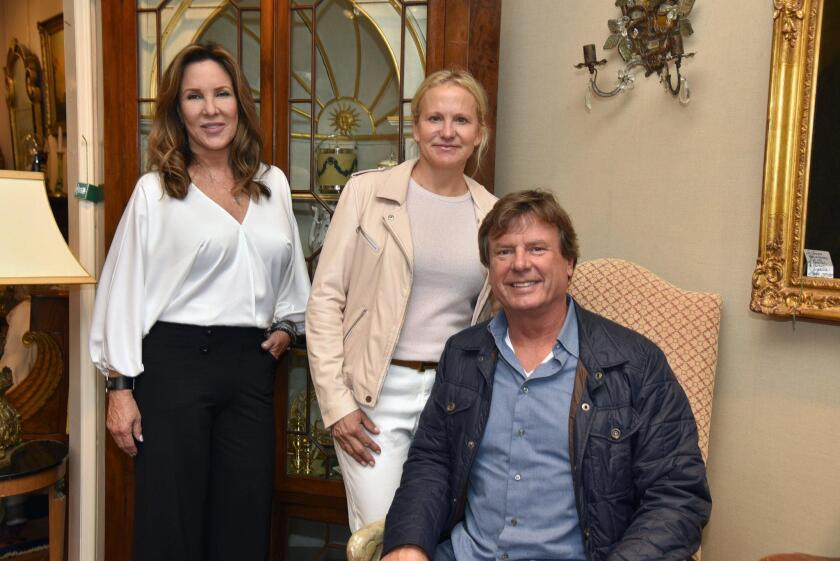 Fond farewell held for McNally Company Antiques Retail Gallery