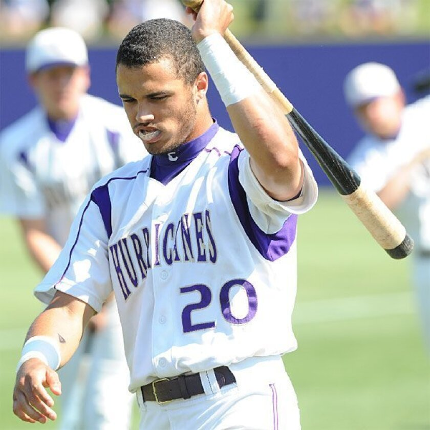 The Padres pick Donavan Tate from Cartersville, Ga., third overall in the MLB draft. (Skip Butler / The Daily Tribune News)
