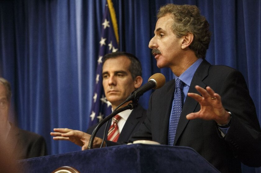 A judge granted an injunction, sought by City Atty. Mike Feuer's office, that prohibits a nutritional supplement store in Koreatown from billing radish paste as a treatment capable of warding off the novel coronavirus.