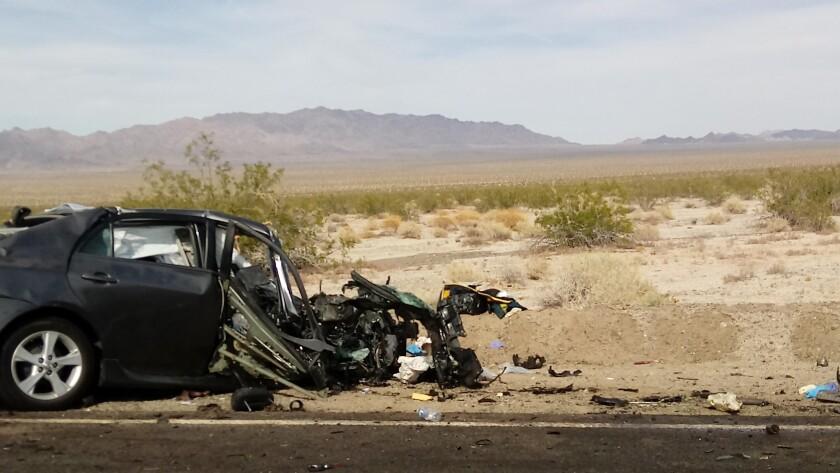 Soccer Coaches Among 4 Dead In California Desert Crash Los Angeles