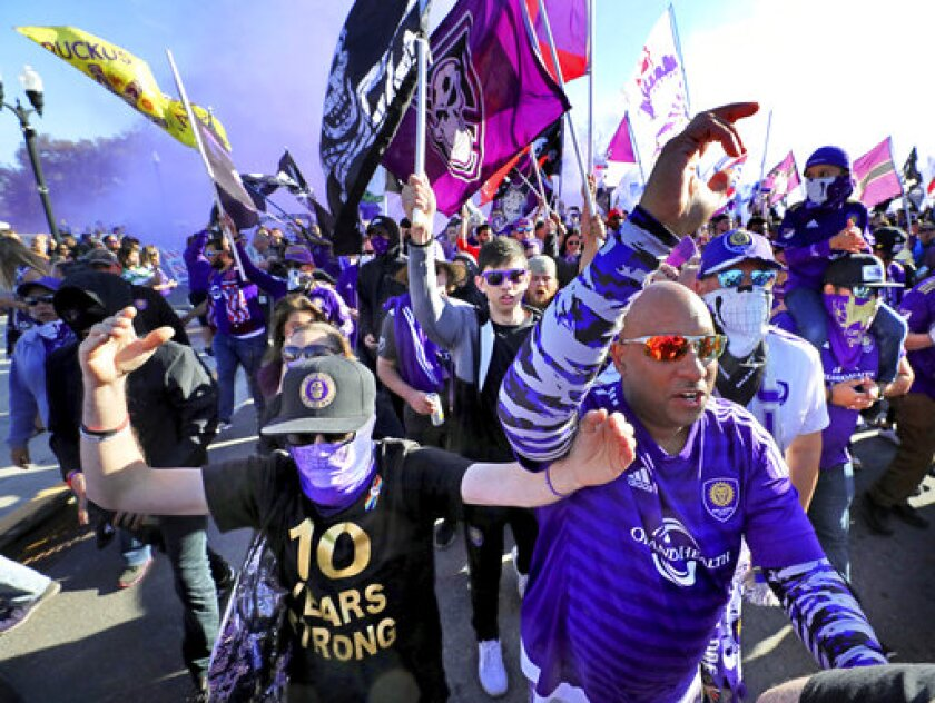 MLS Real Salt Lake Orlando City Soccer