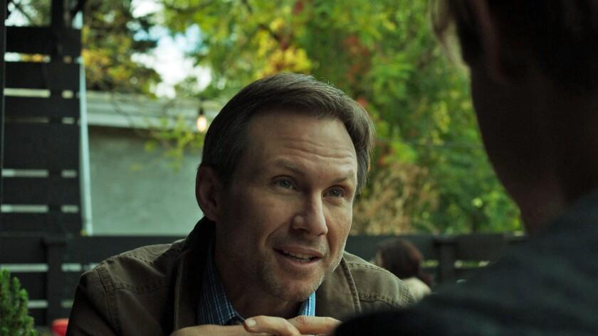 """Christian Slater in the movie """"King Cobra."""""""