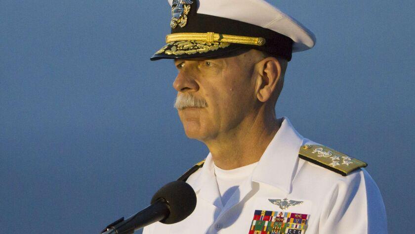 U.S. Navy Adm. Scott Swift