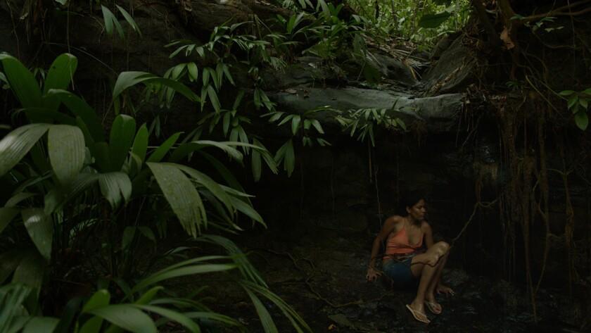 """Una escena de """"Oscuro animal"""", original drama sobre la violencia que se vivió en Colombia a través de la mirada de tres mujeres distintas. Se podrá ver en la edición actual del AFI Fest."""