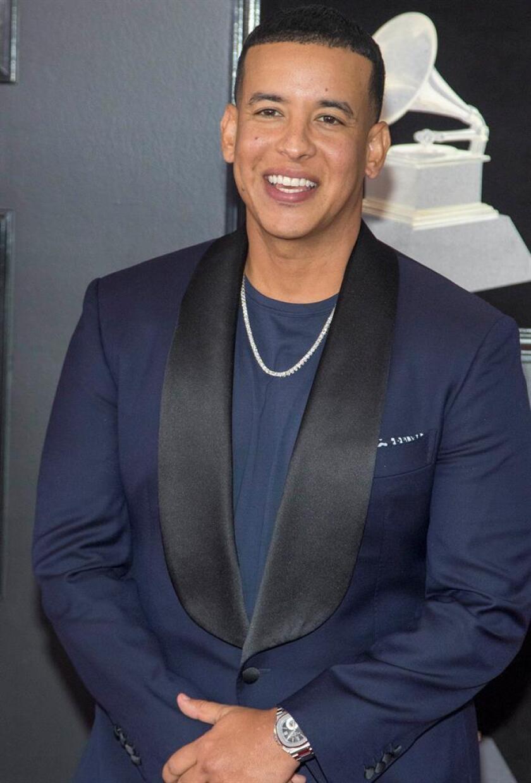 El cantante puertorriqueño Daddy Yankee. EFE/Archivo