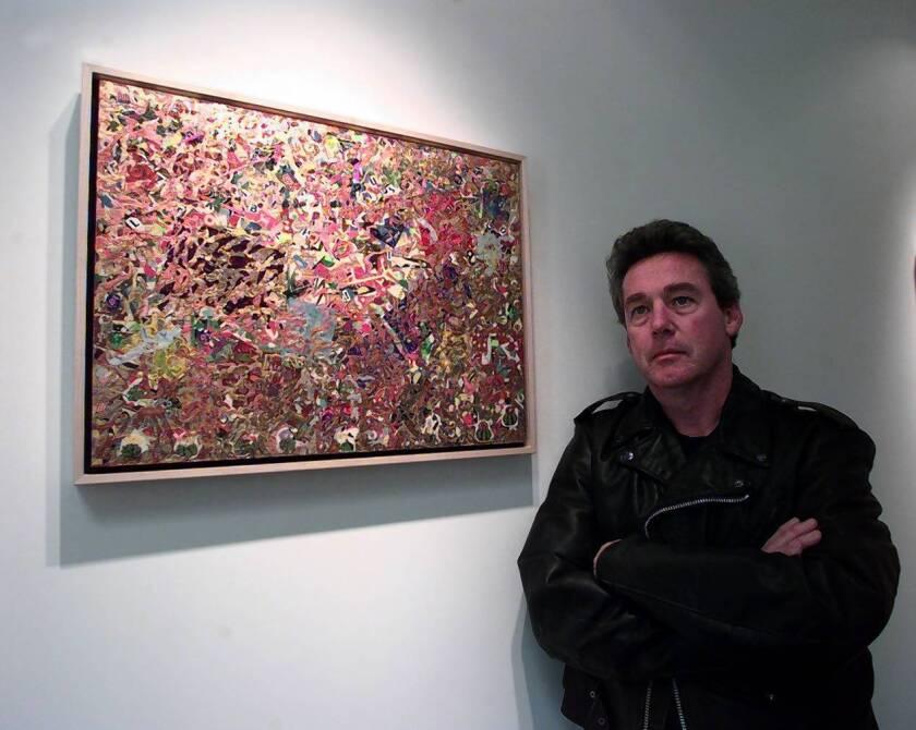 Artist Michael McManus dies
