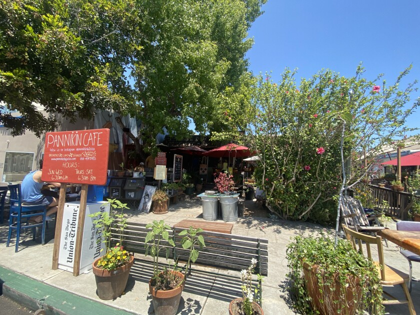 Pannikin La Jolla has expanded hours and dinner items for the summer.