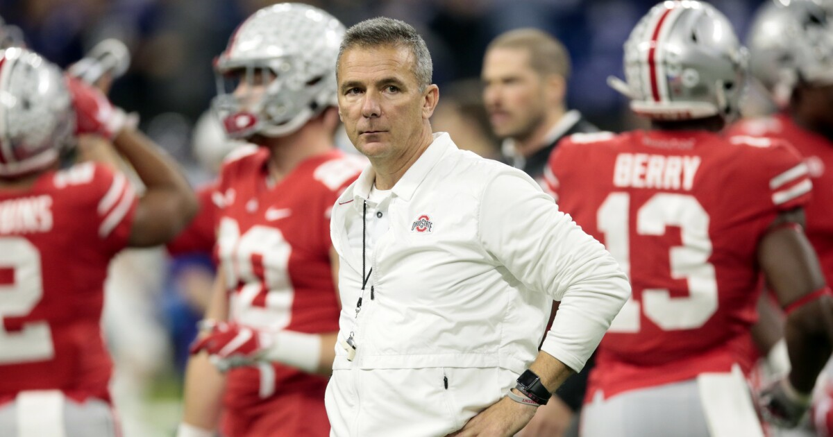 College football 2019: How soon into the season will Urban Meyer Watch begin?