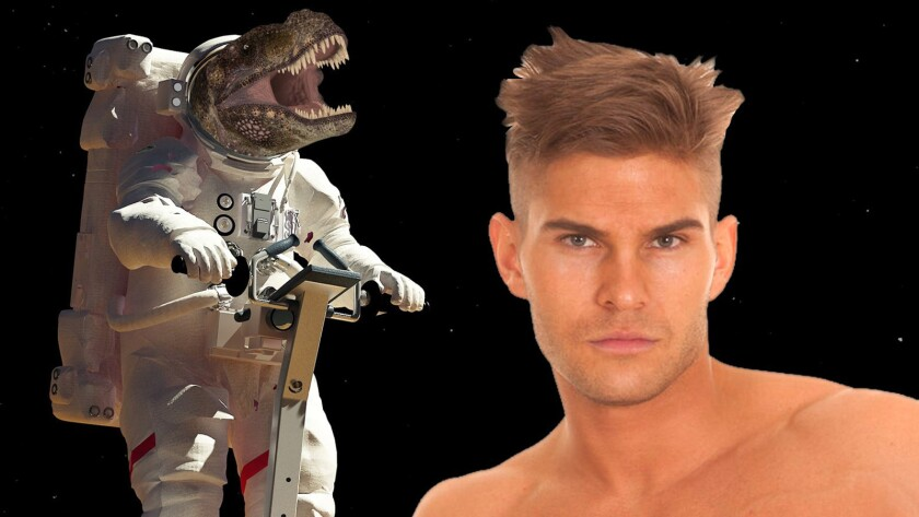How did 'Space Raptor Butt Invasion' by Chuck Tingle become