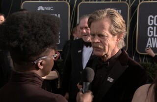 William H. Macy thinks the world would be a better place if women ran it