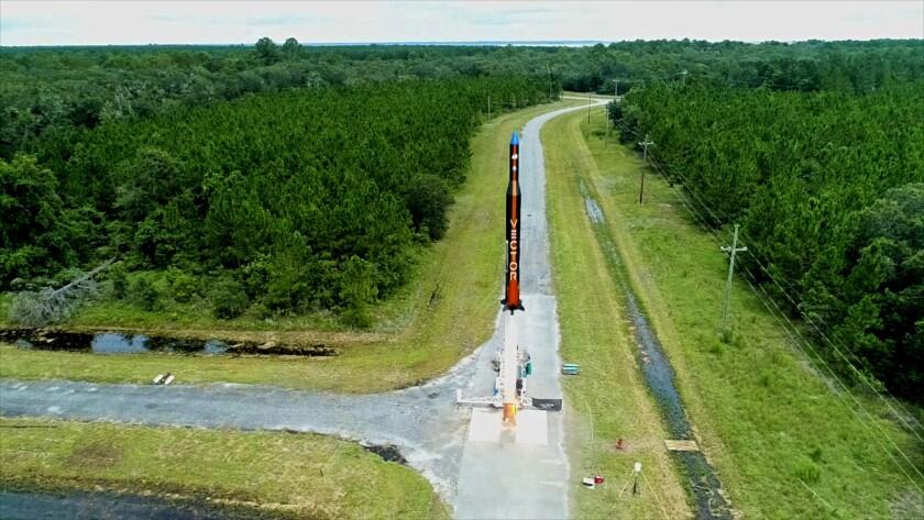 Vector-R rocket