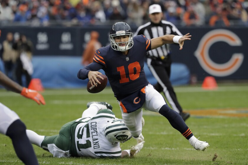 cf5dca39 Fantasy Football 2019: Chicago Bears Preview - The San Diego Union ...
