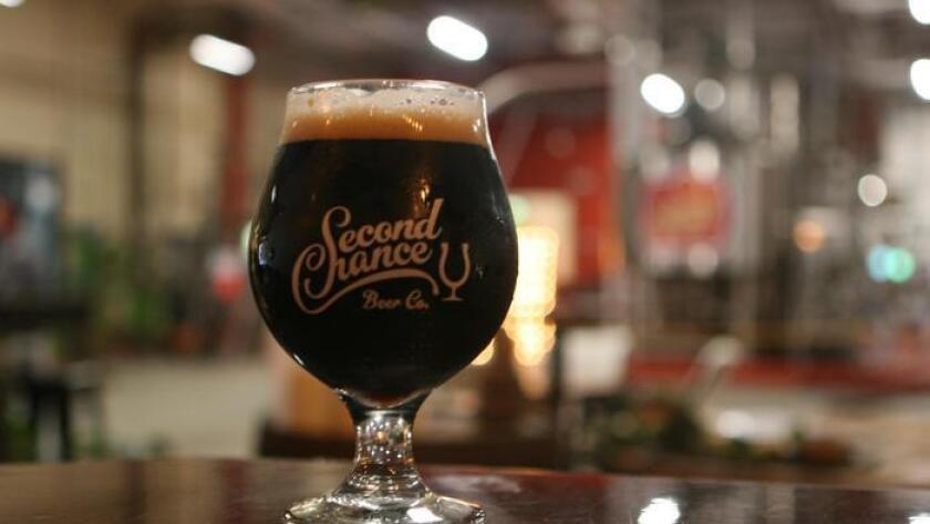 CoCo Rasa by Second Chance Beer (Liz Bowen)