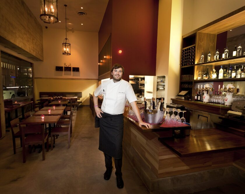 Bernhard Mairinger To Open A Casual Spot In Downtown La This