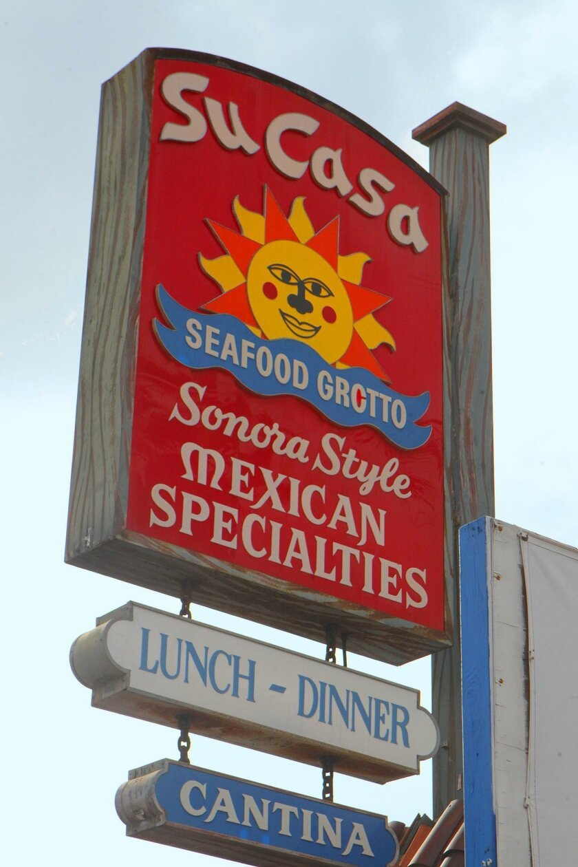 Su Casa on La Jolla. Blvd. remains open and has been open since 1967.