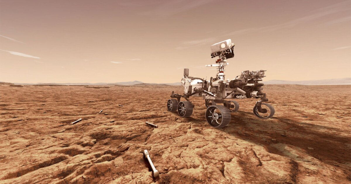 Opinion: How San Diegans plays a role and responded to Perseverance rover's landing on Mars