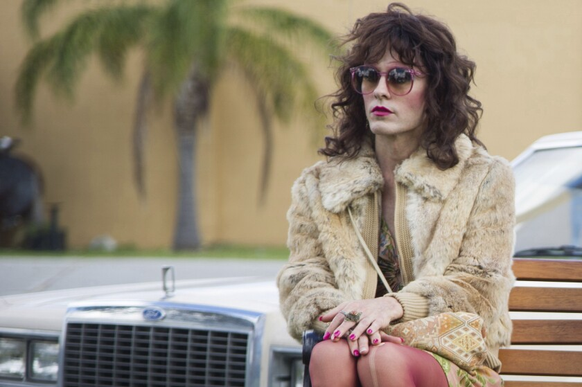 Jared Leto in 'Dallas Buyers Club'