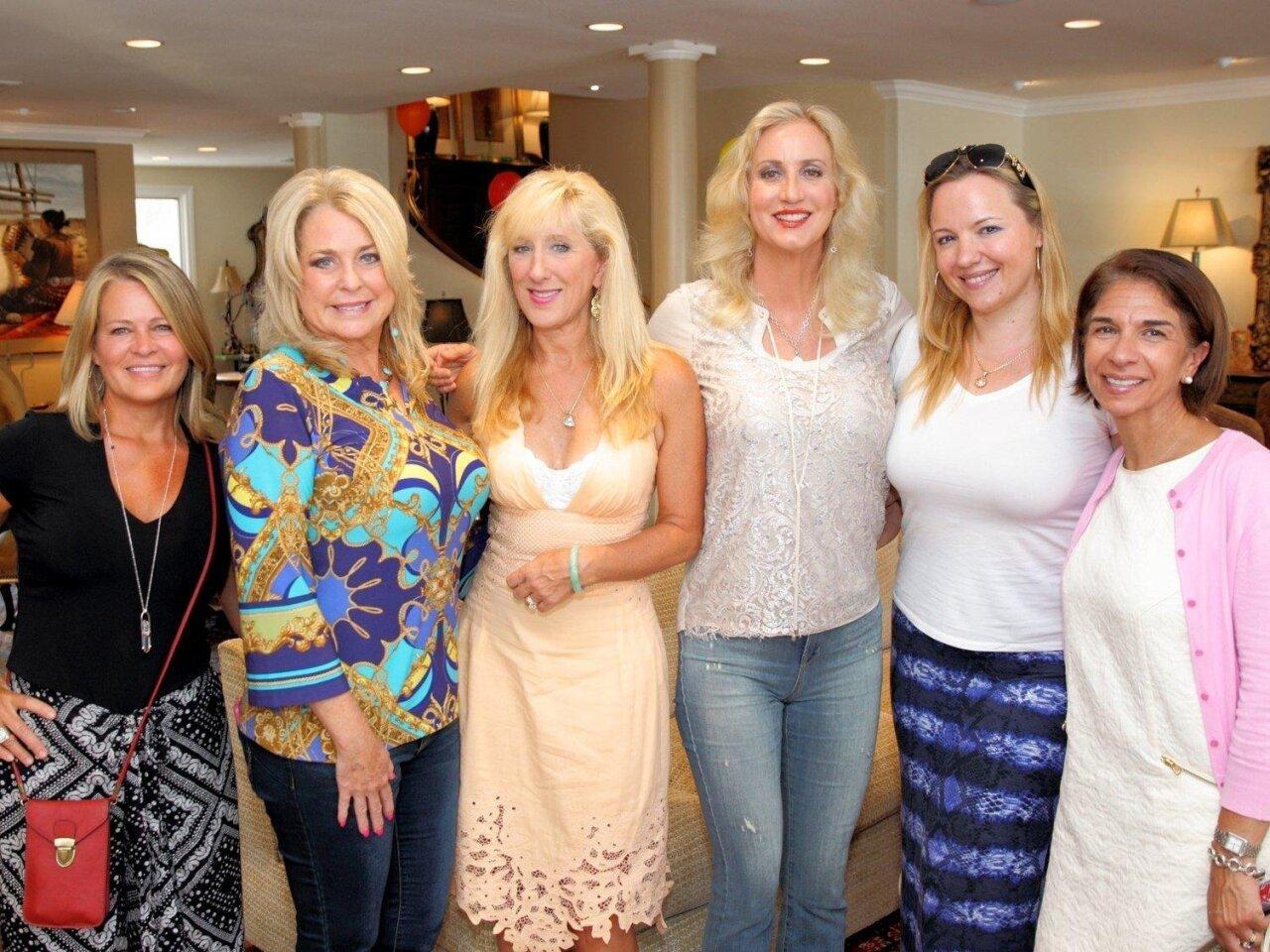 Julie Monroe, Kerri Woodland, Sarah Sleeper, Sophia Alsadek, Beata Pevny, Susan Appleby