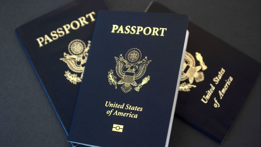 The cost of a passport book and a passport card will increase by $10 on April 2.
