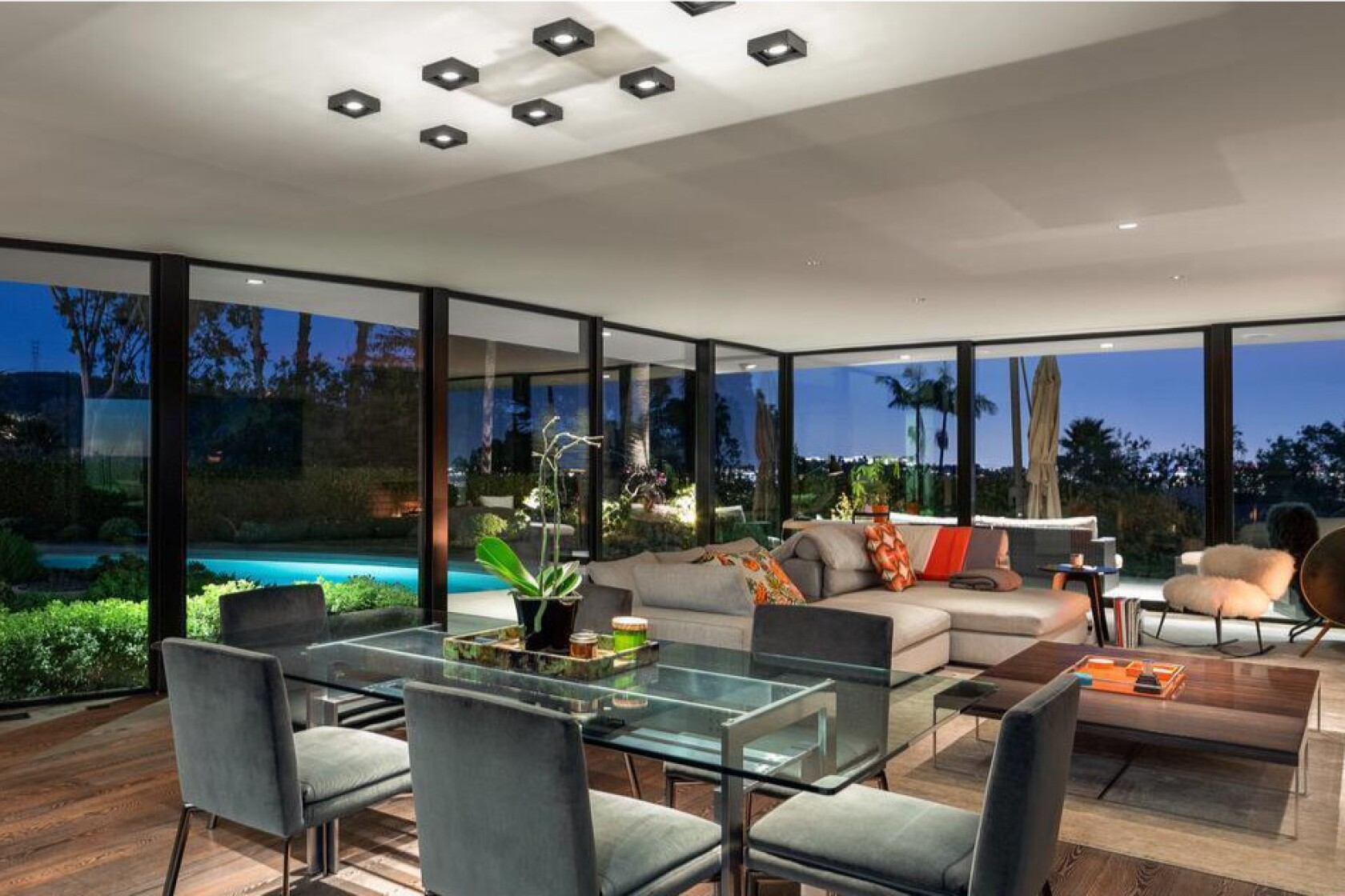 Elon Musk's former Brentwood home bores its way onto the
