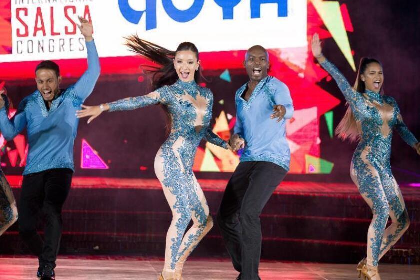 La salsa protagoniza una vez más con éxito encuentro de baile en Nueva York
