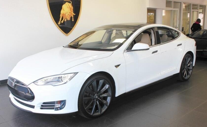 A Florida customer purchased a $103,000 Tesla from Lamborghini Newport Beach using 91.4 bitcoins last week. It shipped on Monday.