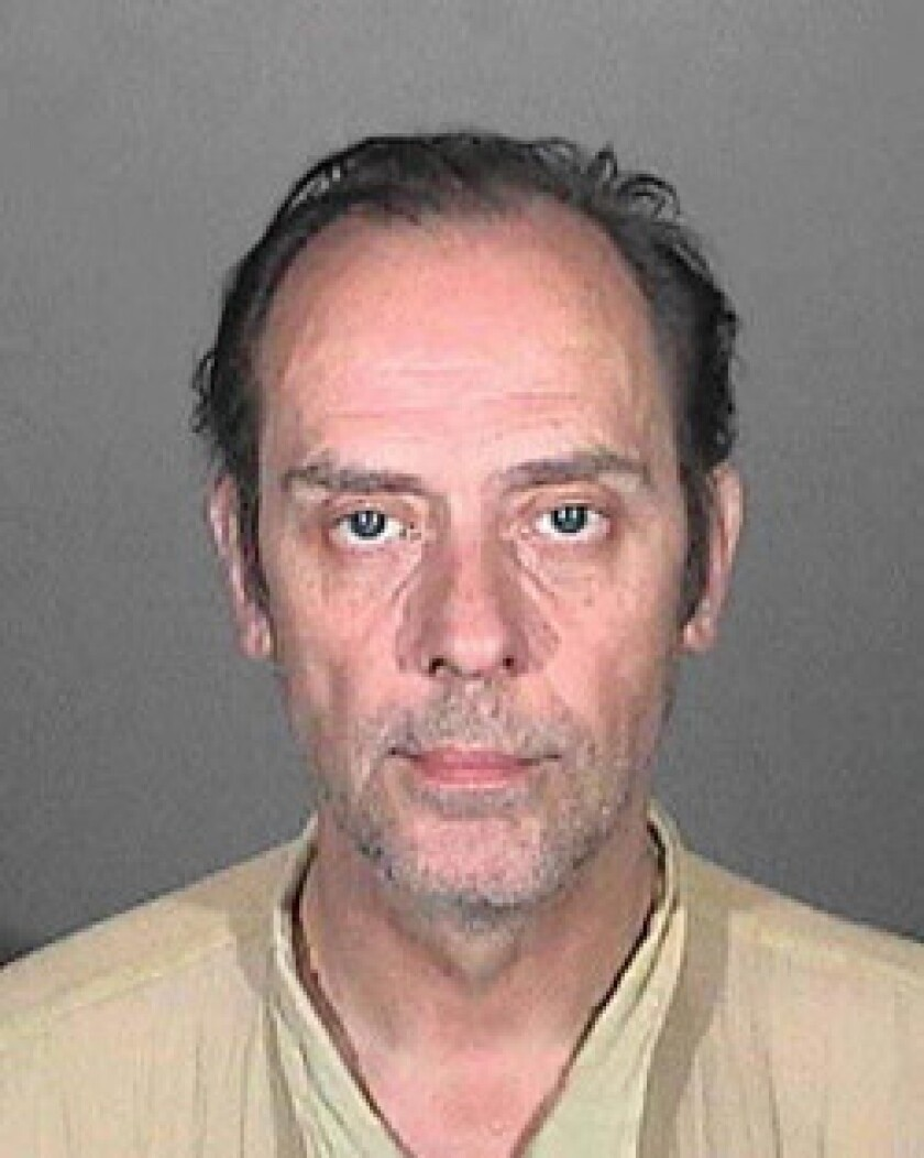 Bauhaus' Peter Murphy held in Glendale DUI hit-and-run case