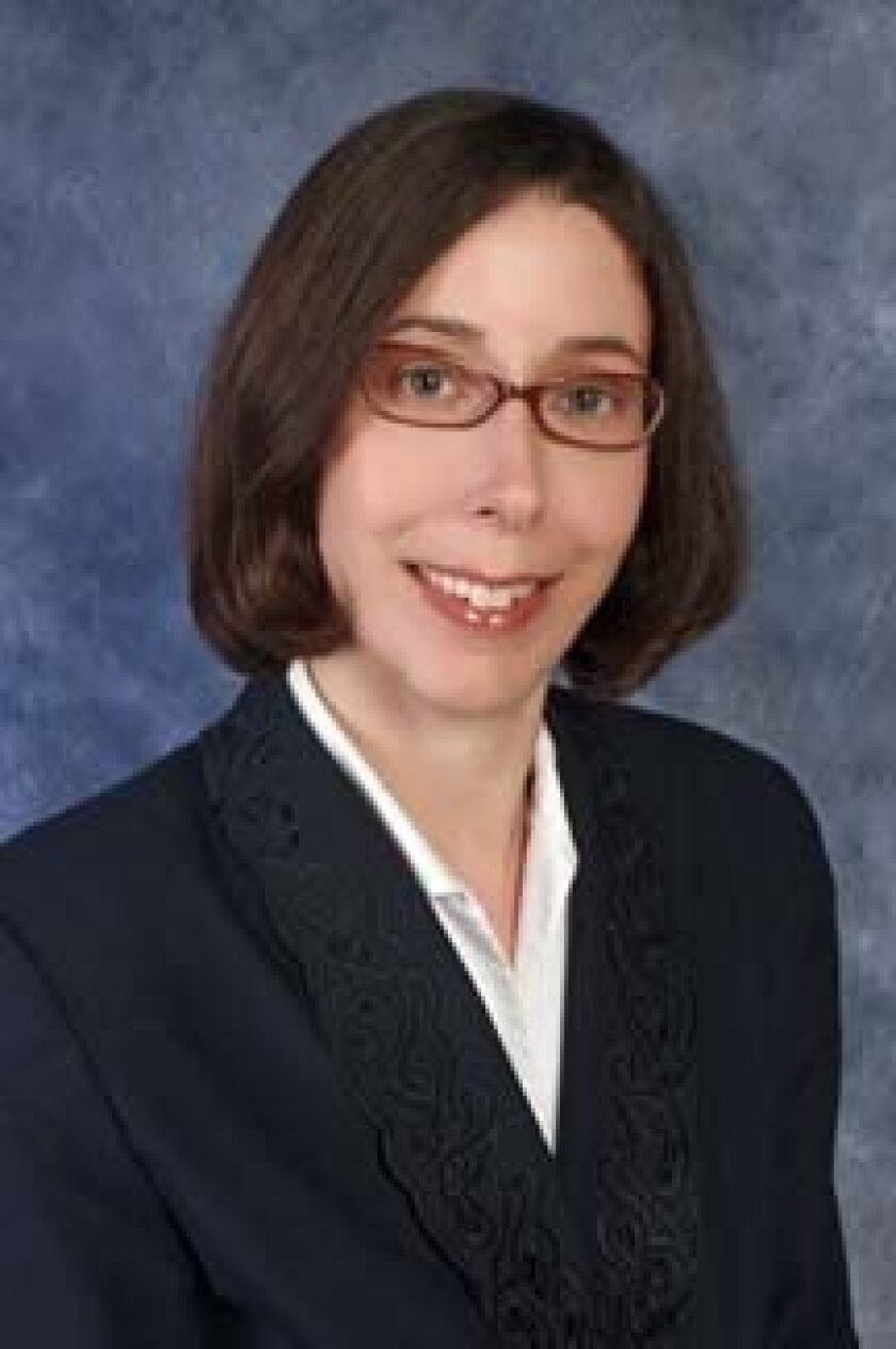Susan Baer, Ph.D. Photo: Courtesy
