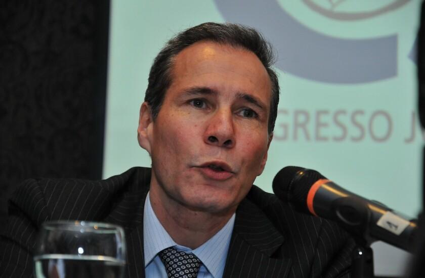Alberto Nisman fue asesinado, dice fiscal.