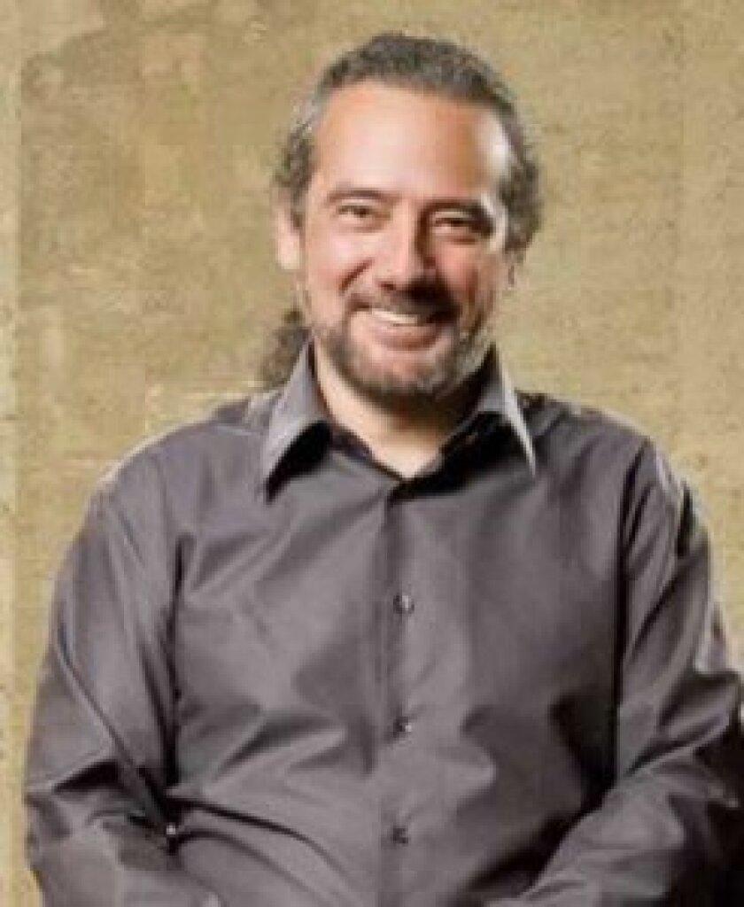 Guitarist Odair Assad. Courtesy