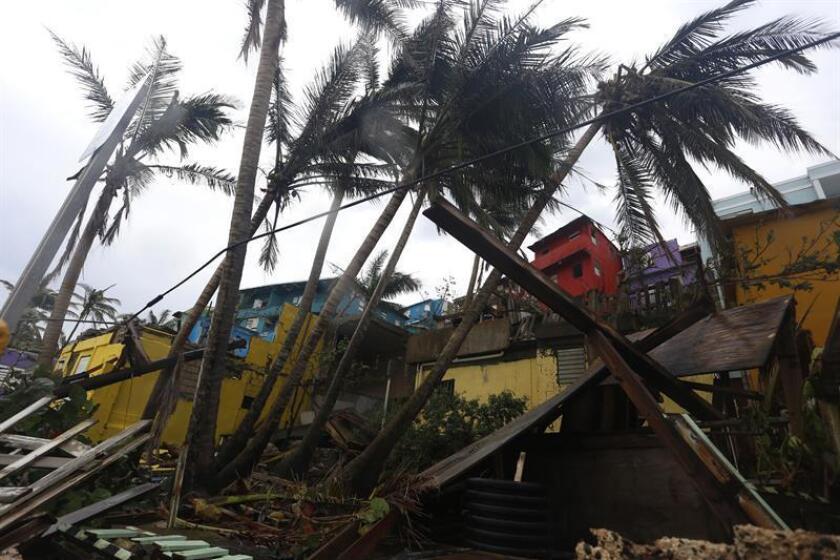 La Agencia Federal para el Manejo de Emergencias (FEMA, en inglés) otorgó a Puerto Rico 46 millones de dólares en subvenciones para cubrir gastos relacionados con los daños provocados por el huracán María. EFE/Archivo