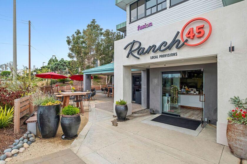 Ranch 45 in Solana Beach