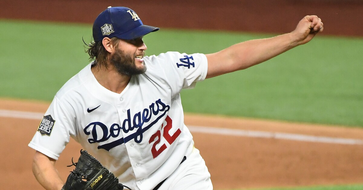 Recap: Dodgers defeat Rays, 8-3, in Game 1 of World Series