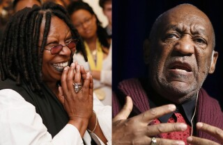 Whoopi Goldberg defends Bill Cosby amid new disclosures