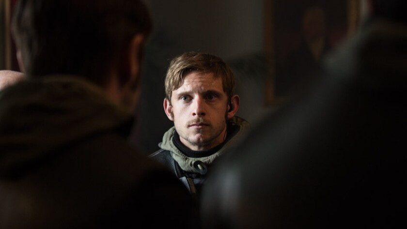 "Jamie Bell in ""6 Days."""
