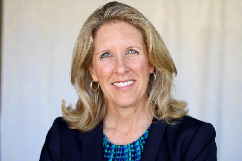 Board member Julie Union