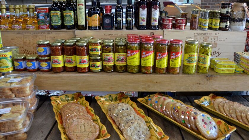 Filomena's Italian Market stocks all things Italian, from pasta entrees to desserts to specialty gro