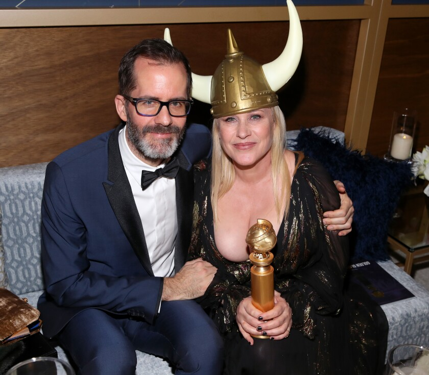 2020 InStyle And Warner Bros. 77th Annual Golden Globe Awards Post-Party