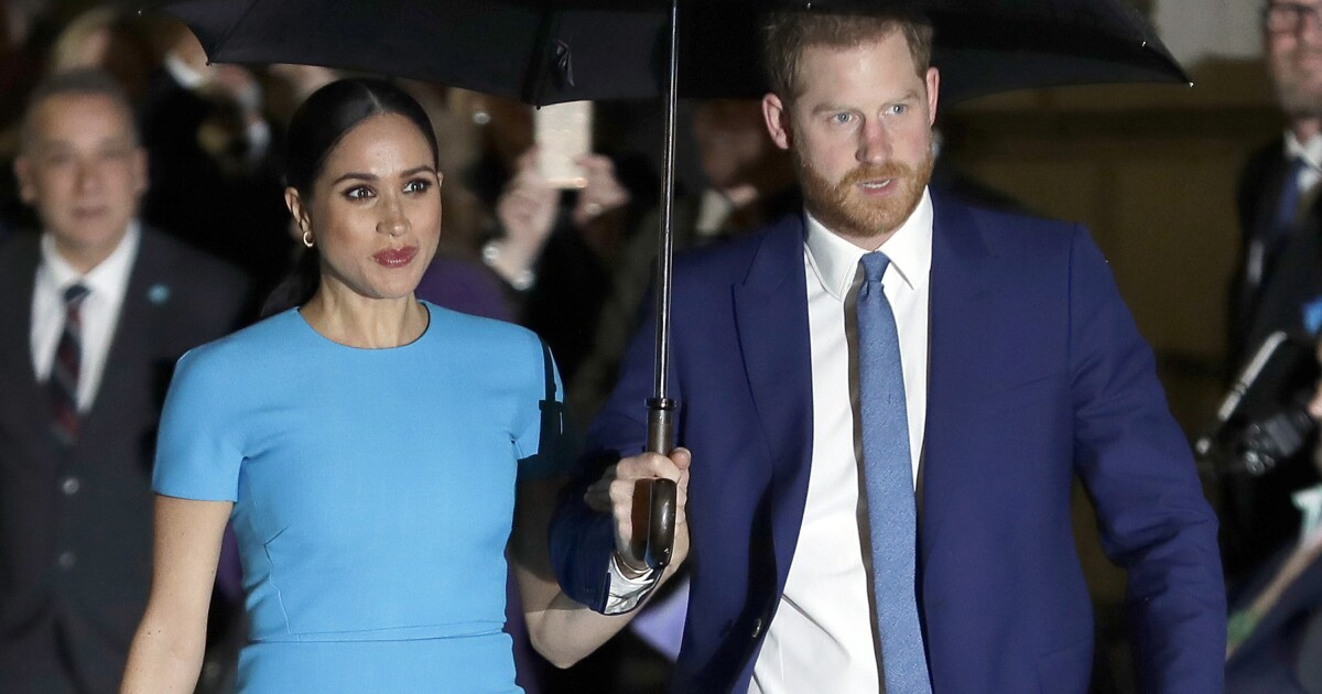 Harry and Meghan considered New Zealand before settling on California