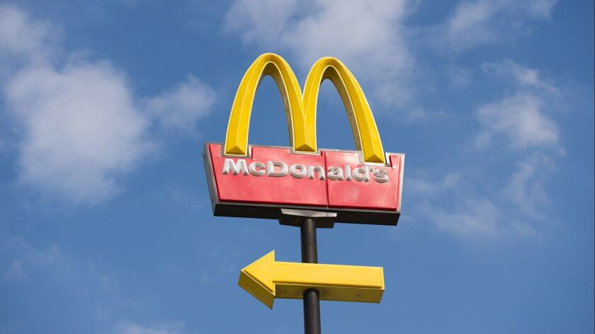 McVeggie burger? McDonald's weighs whether to jump on the plant-based burger bandwagon